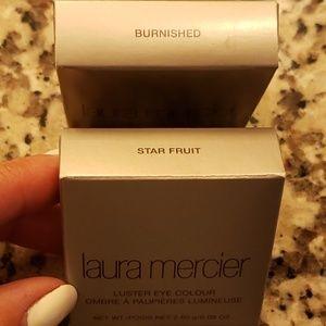 NEW bundle of two Laura Mercier eyeshadows